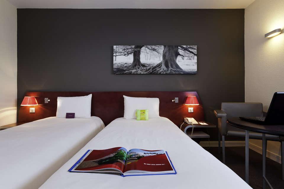 Mercure Rennes Centre Gare - Standard room