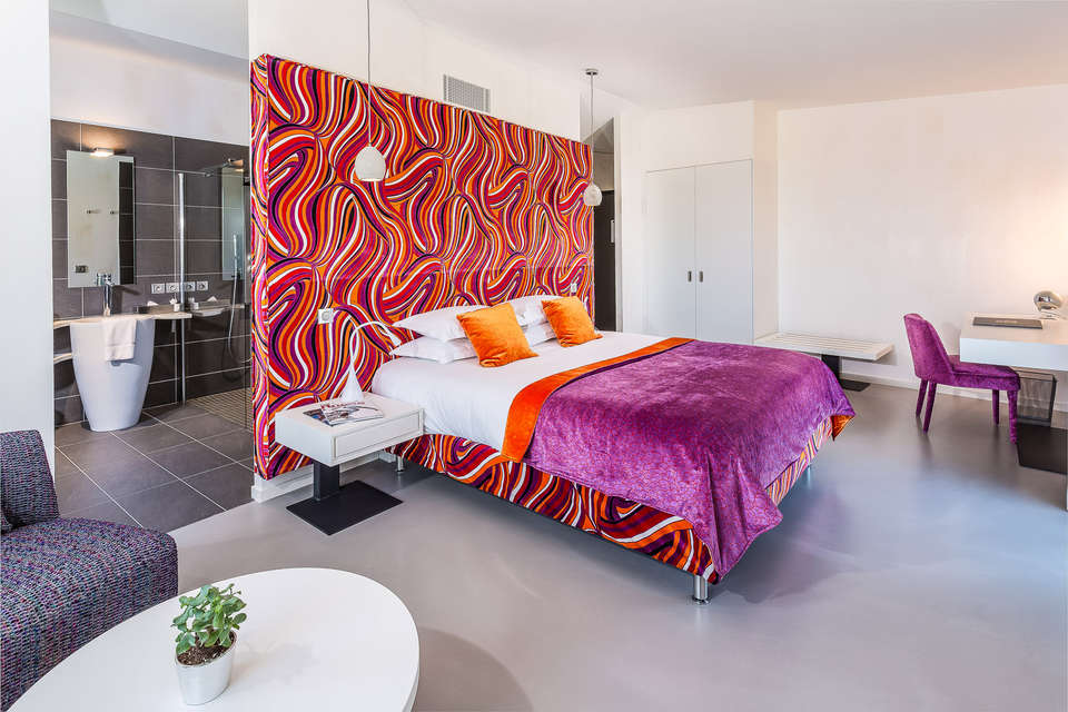 Hôtel Thierry Drapeau - Superior room
