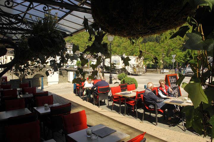 Hotel de la Poste - Relais Napoléon III - Terrace
