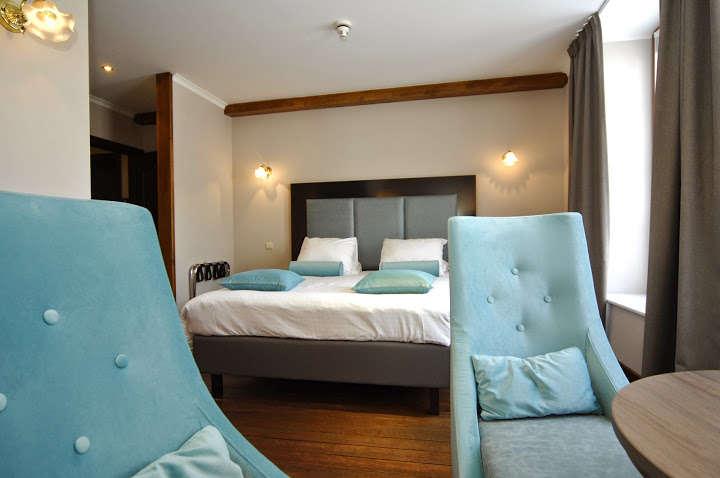 Hotel de la Poste - Relais Napoléon III - Comfort room