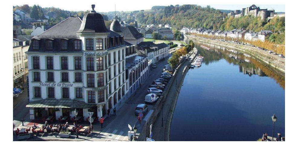 Hotel De La Poste Relais Napol 233 On Iii 4 Bouillon
