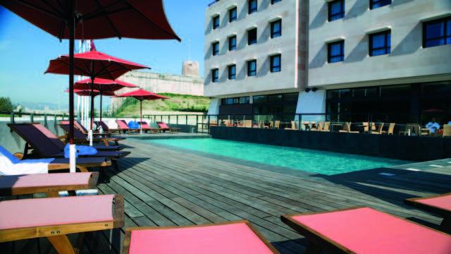 New Hotel Of Marseille - New Hotel Of Marseille Piscine