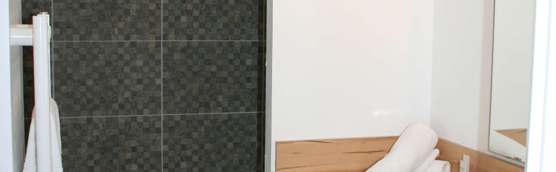 Résidence Thalacap - Bathroom