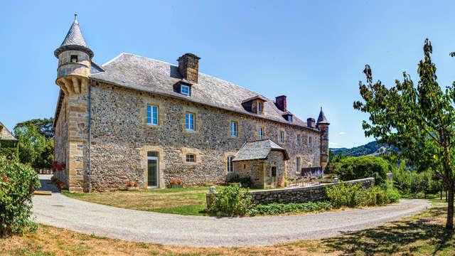Chateau de la Falque The Originals Relais Relais du Silence