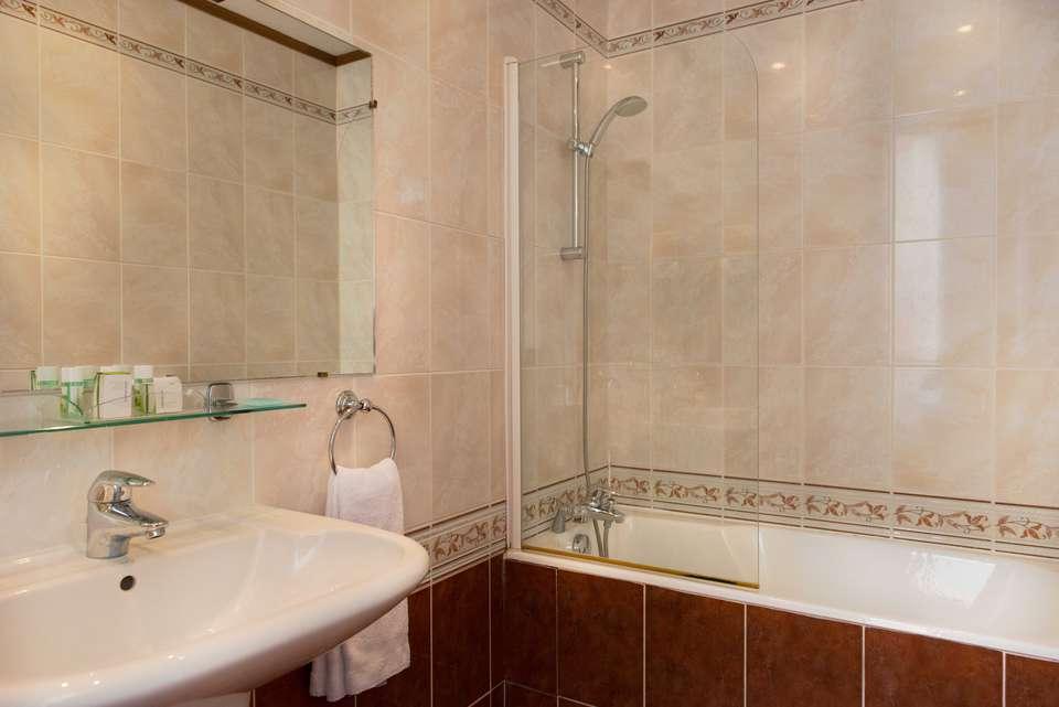 Hôtel Princesse Caroline - Salle de bain