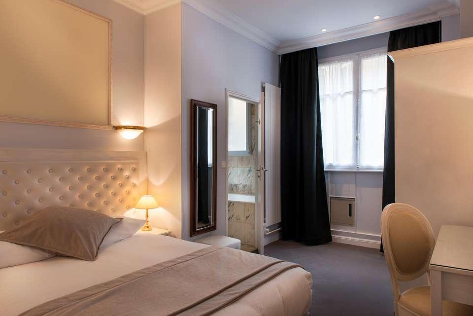 Hôtel Princesse Caroline - Chambre standard