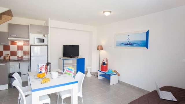 Vacanceole Domaine de la Corniche Deauville Sud - - cbc a a-me