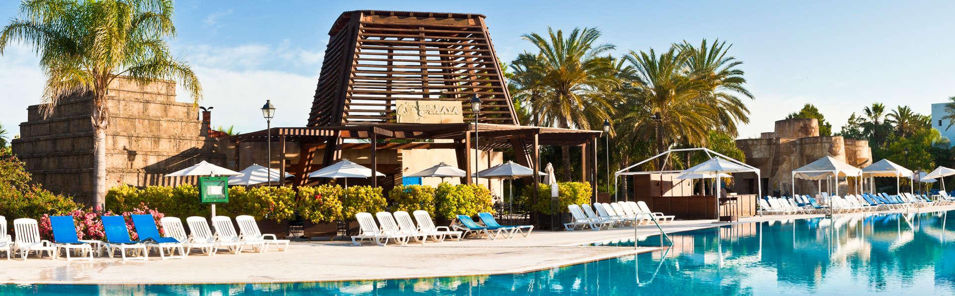 Portaventura hotel el paso 4 salou espagne - Vente privee port aventura ...