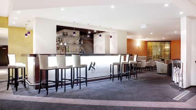 Mercure Maurepas St-Quentin - bestwesternmaurepasstquentin bar
