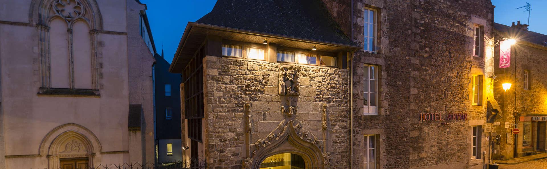 Hôtel Arvor  - Front