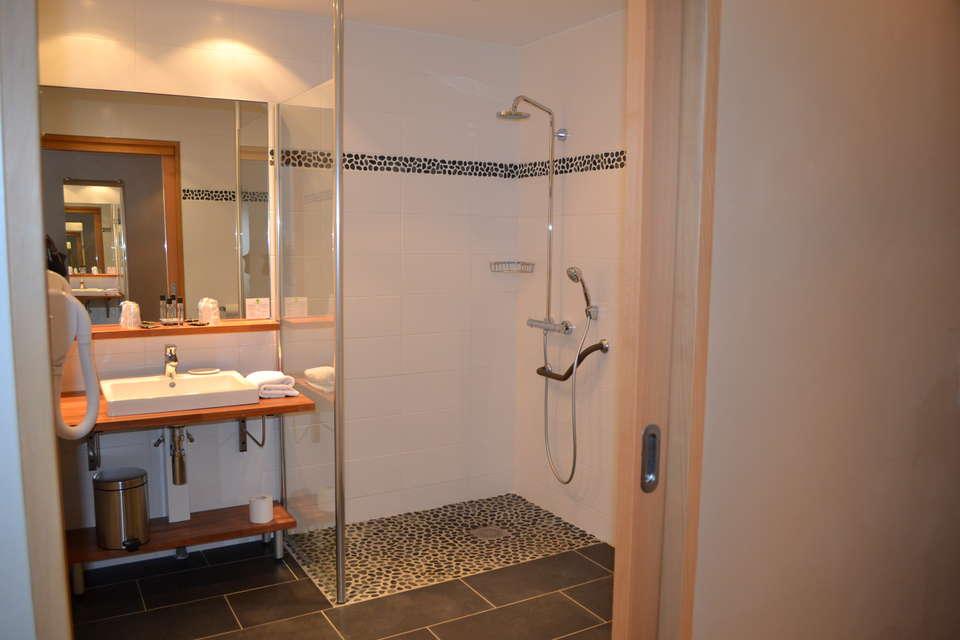 Les Jardins d'Hardelot - salle de douche