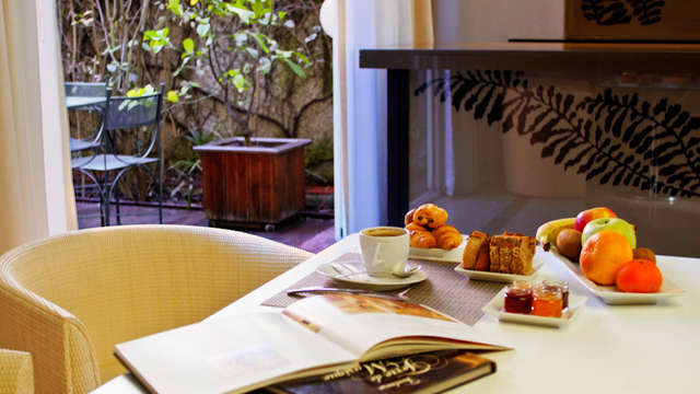 Privilege Hotel Mermoz - Hotel Mermoz petit-dejeuner