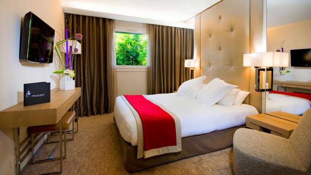 Privilege Hotel Mermoz - Hotel Mermoz chambre Confort