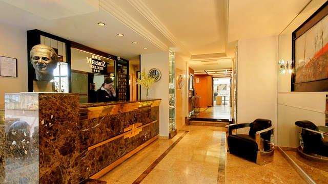 Privilege Hotel Mermoz - Hotel Mermoz reception