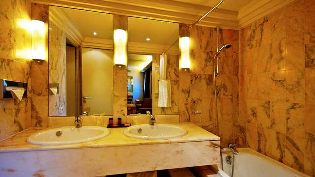 Privilege Hotel Mermoz - Hotel Mermoz salle de bain