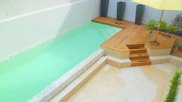 Privilege Hotel Mermoz - piscine
