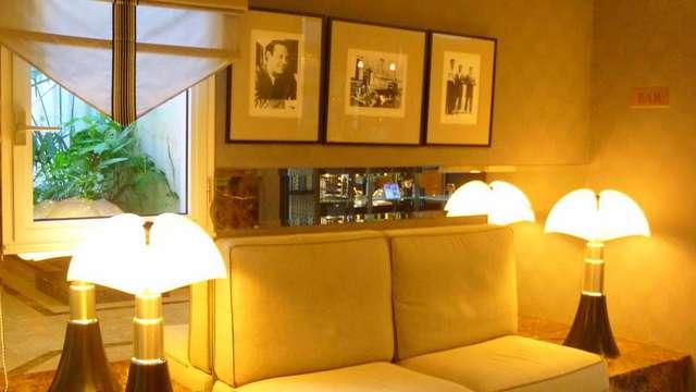 Privilege Hotel Mermoz - salon