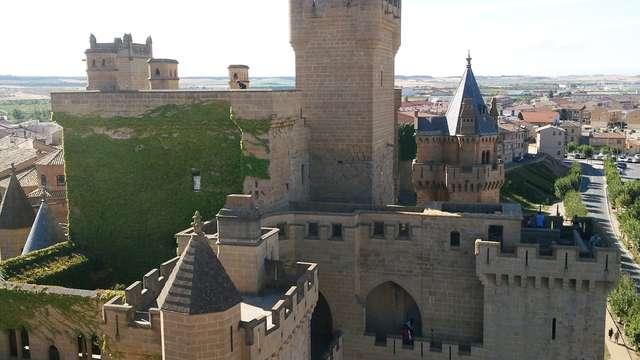 Visita al castillo