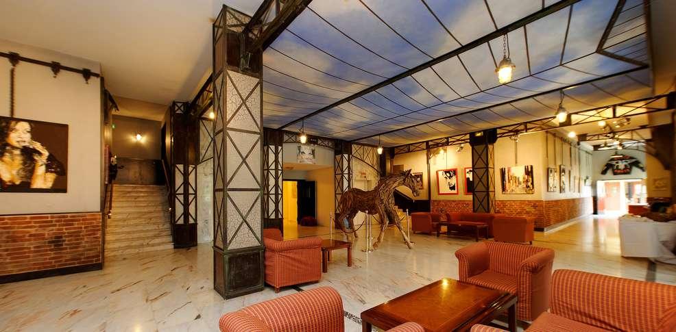 Weekend aan zee le touquet met 1 toegang tot de for Reservation hotel a paris gratuit