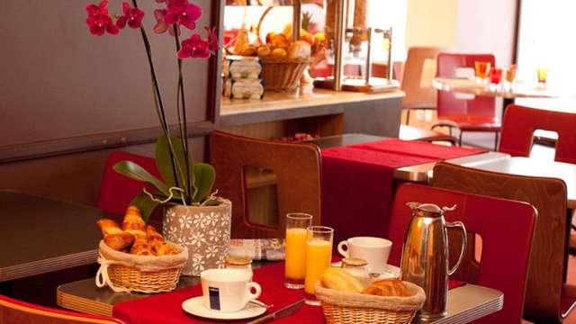 Hotel Restaurant Le Fruitier -