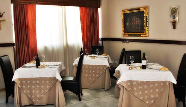 Hotel Sercotel Dona Carmela - -hotel-sevilla-sercotel-dona-carmela-restaurante