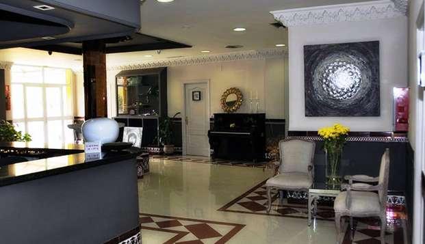 Hotel Sercotel Dona Carmela - -hotel-sevilla-sercotel-dona-carmela-hall