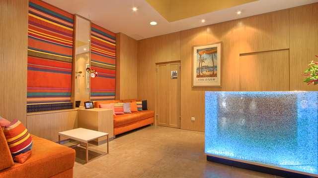 Best Western Hotel du Mucem - G