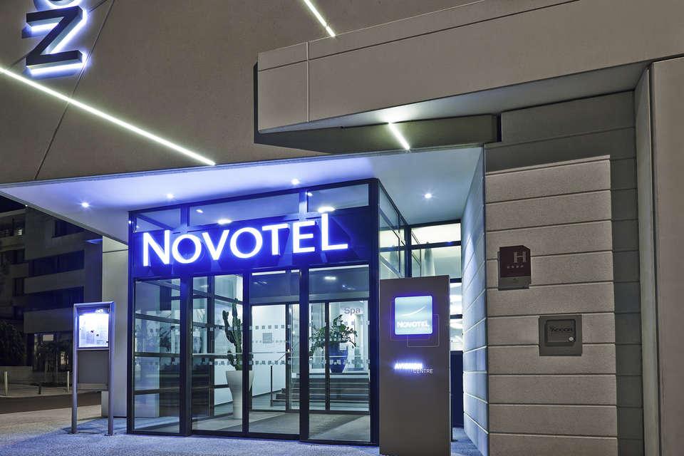 Novotel Avignon Centre - Façade