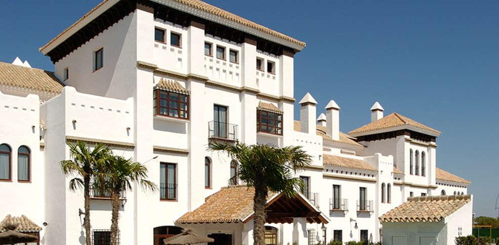 Hotel cortijo golf inactif 4 matalasca as espagne for Reservation hotel en espagne gratuit