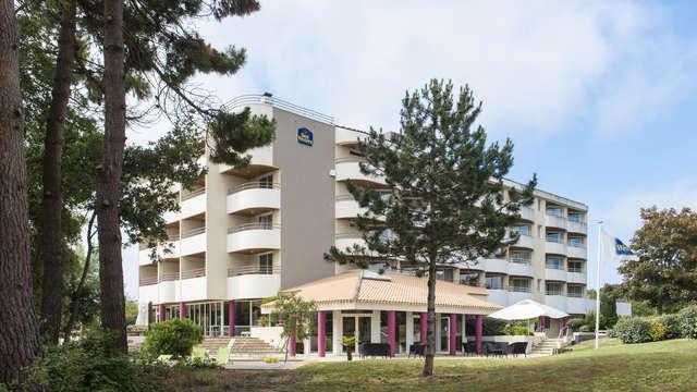 Hotel Atlantic Thalasso Valdys - DSC