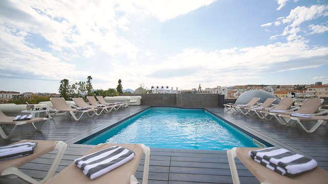 Best Western Cannes Riviera et Spa - DSC