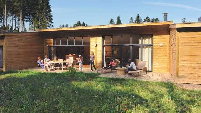 7 nuits en cottage privilège pour 2 adultes