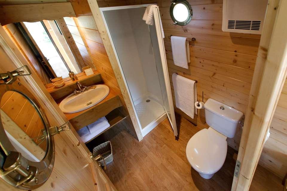 Le Domaine des Tuileries - Salle de bain standard
