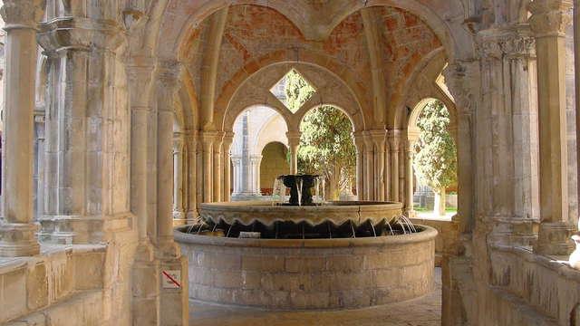 Descuento en la entrada al Monasterio de Poblet