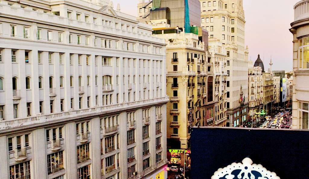 Hotel Regente Madrid Espagne