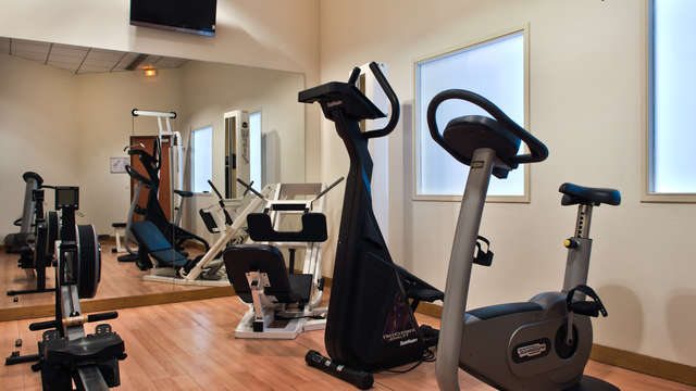 BEST WESTERN PLUS Paris Val de Bievre - Gym