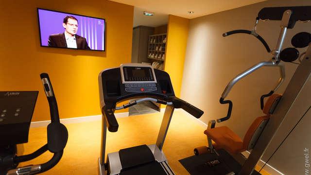 Best Western Plus Paris Meudon Ermitage - fitness