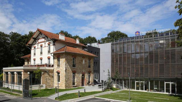 Best Western Plus Paris Meudon Ermitage - Facade