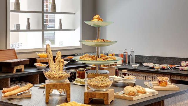 Best Western Plus Paris Meudon Ermitage - Restaurant