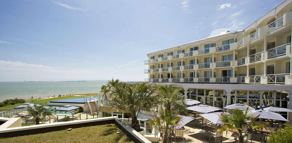 Hotel Cordouan Royan Booking