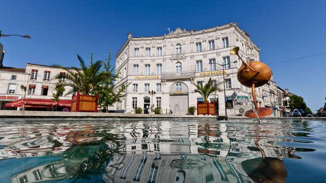 Hotel Francois Premier Cognac Centre - -facade-hotel-francois-premier-cognac-centre