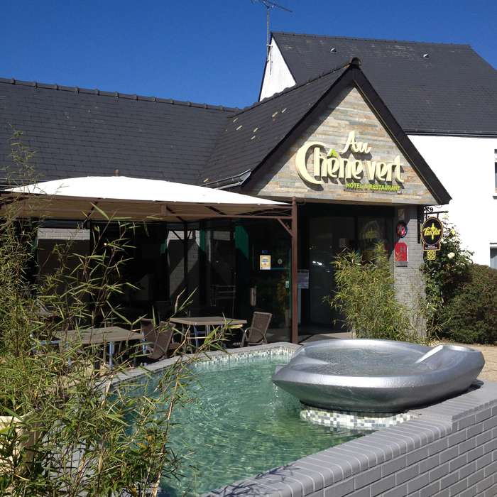 Hotel The Originals Saint-Brieuc Nord Au Chêne Vert (ex Inter-Hotel) - IMG_1032.JPG