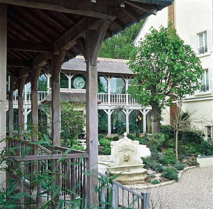 Les Etangs de Corot - Gardens, parc