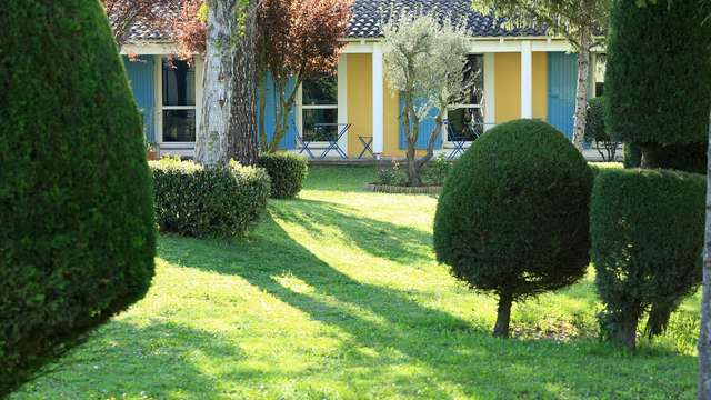 Le Domaine de la Petite Isle - Luberon