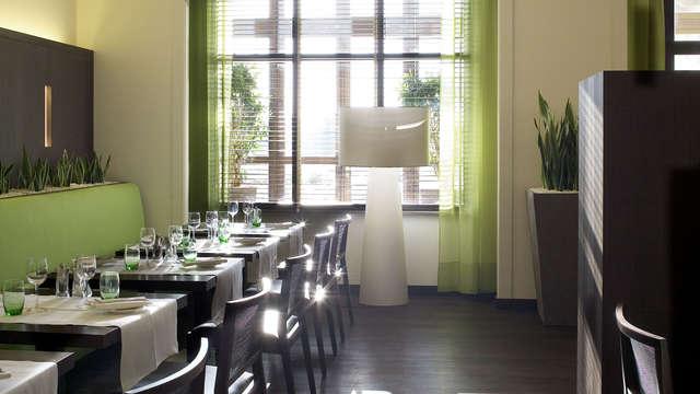 Radisson Blu Paris Marne-la-Vallee - restaurant pamplemousse