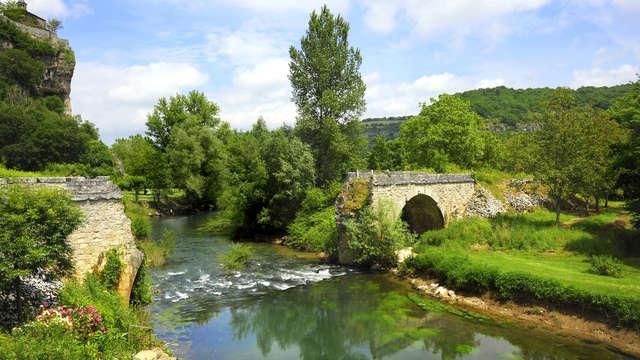 Le Pont de l Ouysse