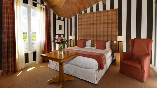Hotel Chateau Et Spa Grand Barrail - Chambre Superieure