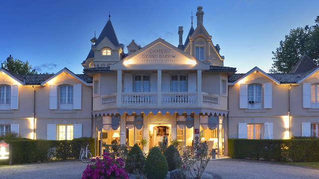 Hotel Chateau Et Spa Grand Barrail - chateau