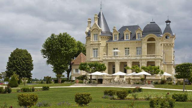 Hotel Chateau Et Spa Grand Barrail - Exterieur