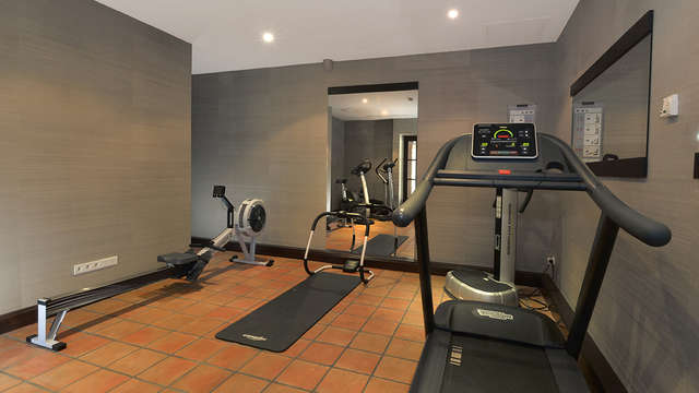 Hotel Chateau Et Spa Grand Barrail - fitness